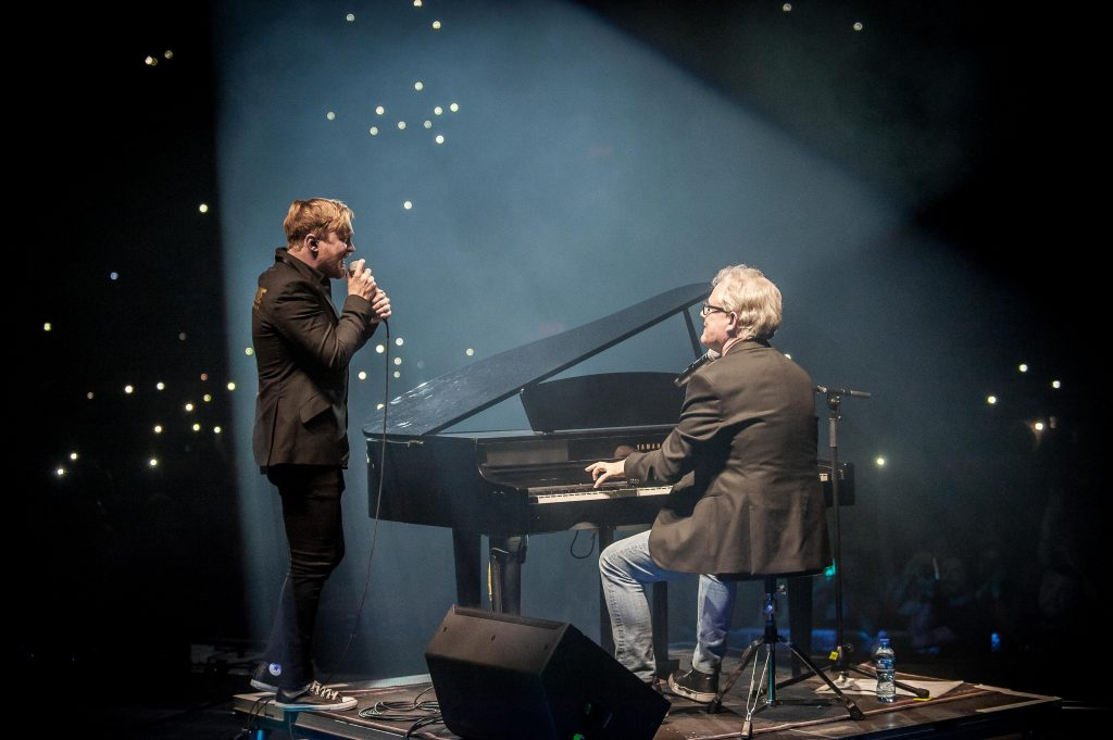 Coenie de Villiers and Francois van Coke - photo credit Sean Brand