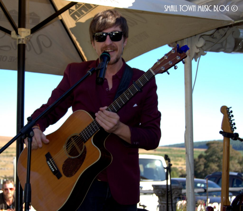 Albert Frost - photo by Small Town Music