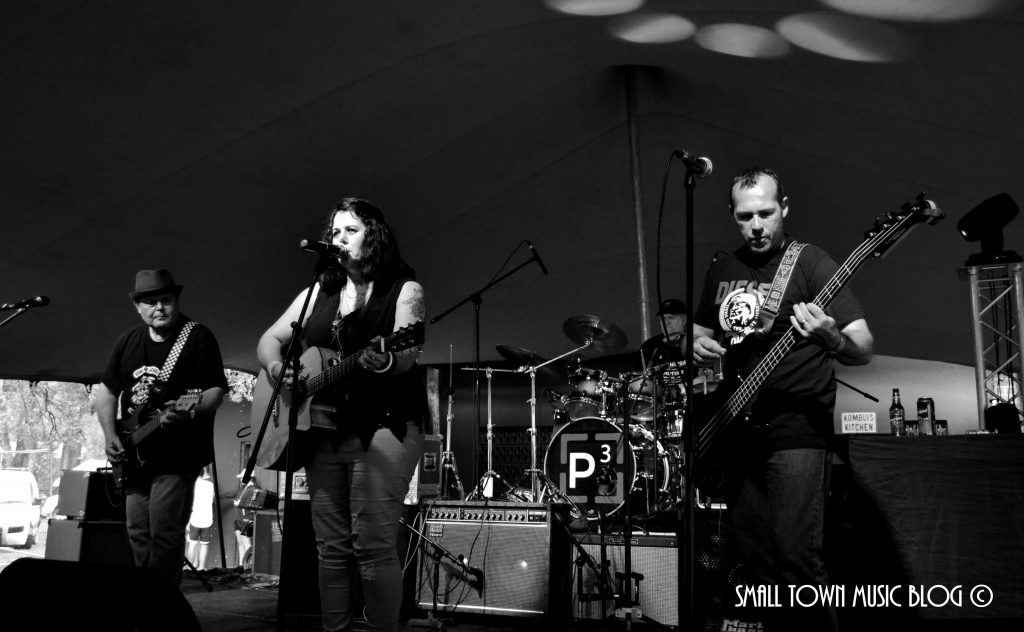 Catharsis live at Sabie Tube Race 2019 - Photo by Small Town Music
