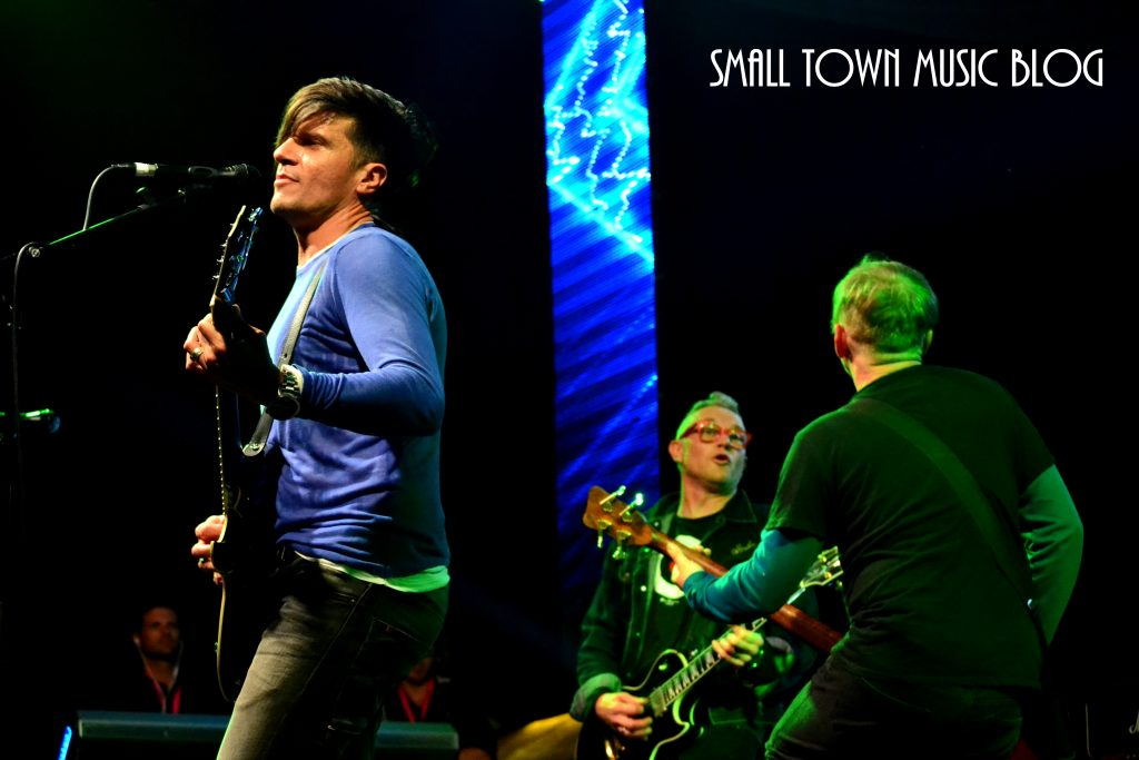 WONDERboom performing at Innibos Nelspruit -  photo by Small Town Music Blog