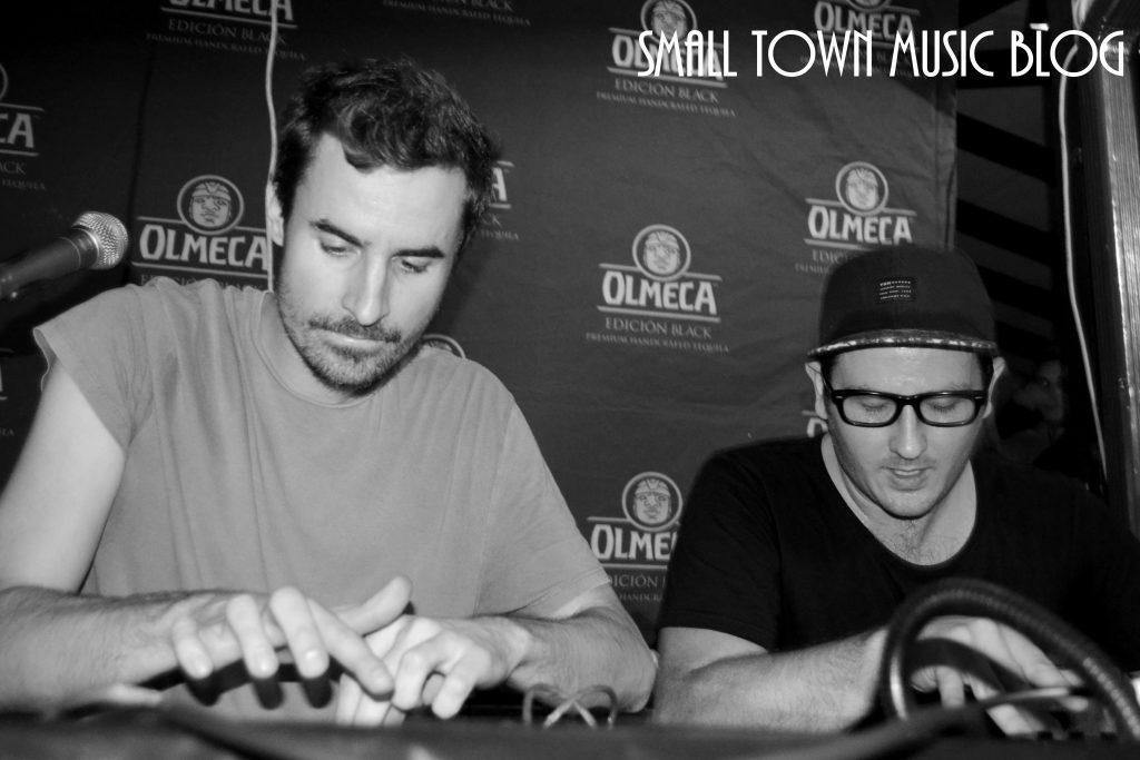 Peach van Pletzen and Louis Minnaar - Bittereinder (photo by Small Town Music Blog)
