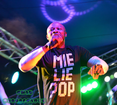 Mandoza live at Mieliepop - photo by RMAN Photography
