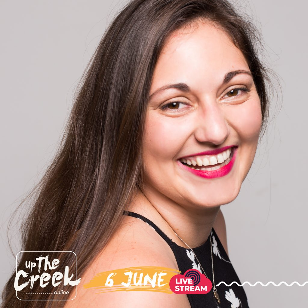 Sune Haldermand - photo supplied by Up The Creek