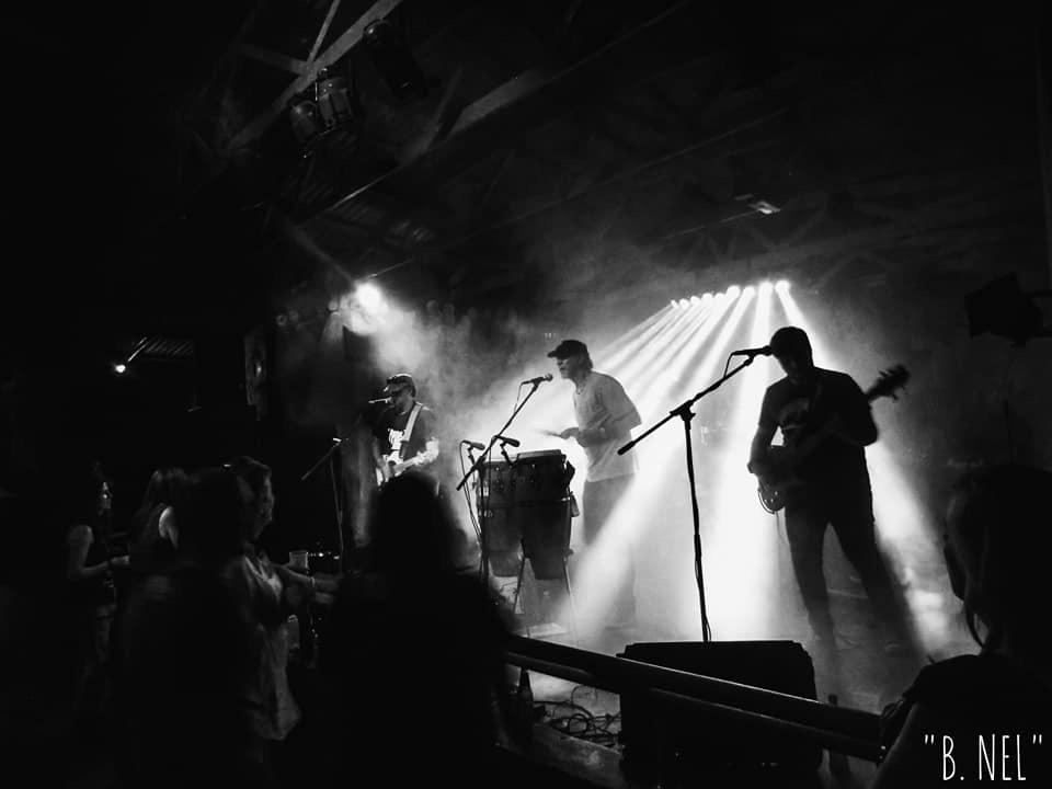 Soul Taxi on stage at Blue Moon Nelspruit. Photo by Bianca Nel